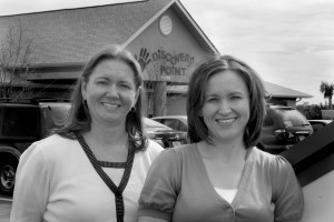 Maryann Di Leo & Peggy Ballweg, Owners of DIscovery Point Symmes
