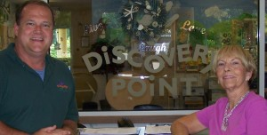 Mike Keeney & Gayle Hahn, Owners of Discovery Point Seven Oaks