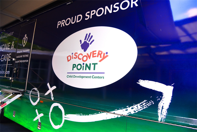 Discovery Point Sponsorship