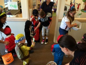Disvoery Point Heritage Celebrates Halloween