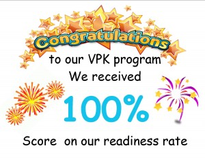 Discovery Point Trouble Creek VPK 100% Score