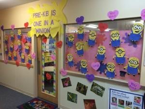 valentine door decorating contest winners
