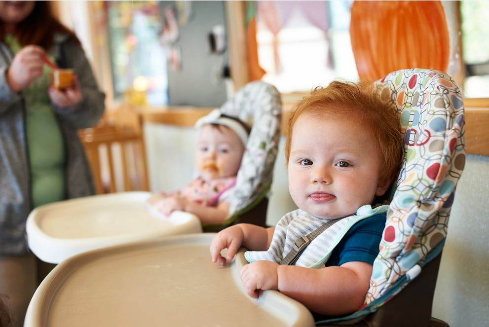 Children being cared for during Full Time Daycare in Land-O-Lakes