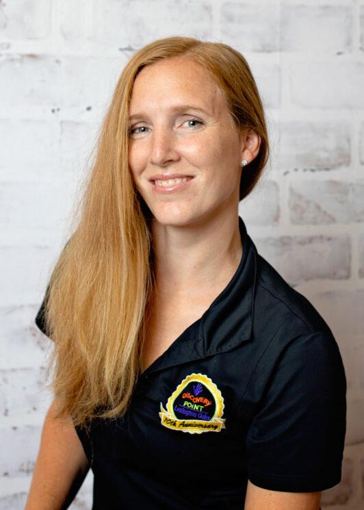 Ms. Ashley Welsch