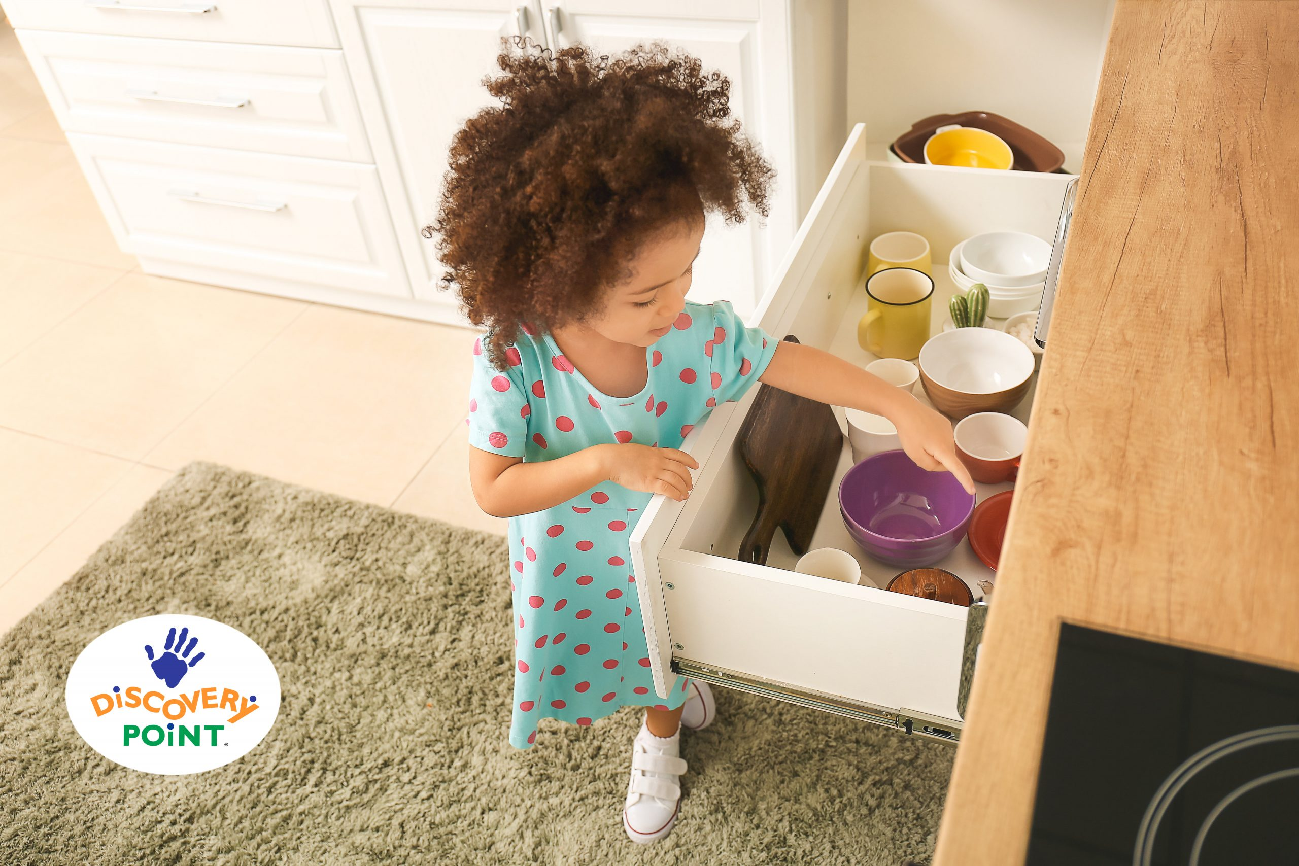 toddler proof your home