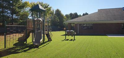 daycare franchise playground